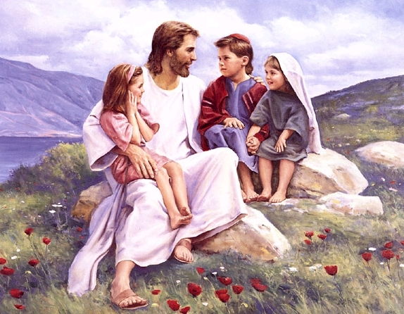 ChristWithChildren